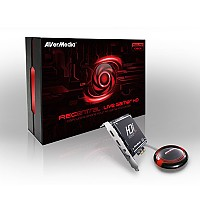 AVerMedia Live Gamer HD / PCI-E 영상캡쳐, 방송 가능