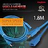ANYGATE USB 3.0 케이블 M/F  / 1.8M
