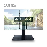 Coms 탁상용 TV 스탠드 거치대 / 32형 - 55형
