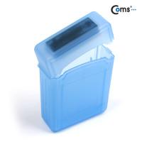 Coms HDD 케이스 (2.5인치), Blue