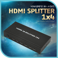 Coms HDMI 분배기(1:4)