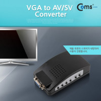 Coms TV 엔코더 PC to TV 영상 컨버터