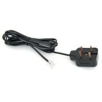 Coms 전화선 케이블 (Plug/RJ11) 5M
